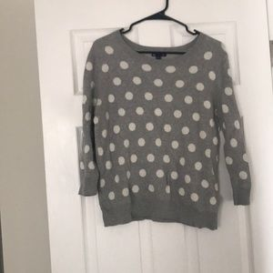 GAP Polka Dot Sweater